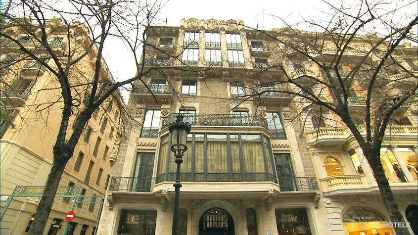 Rooms: Luxury Hotel, Hotel Murmuri, Barcelona, Spain