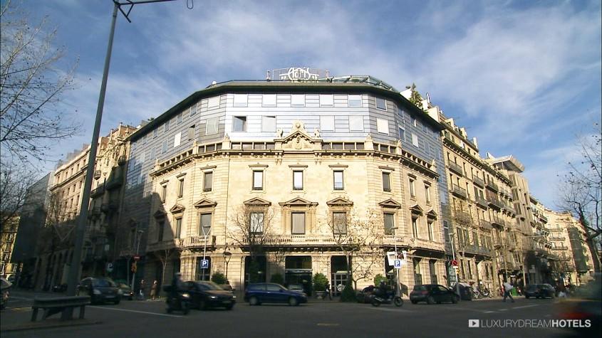 Rooms: Luxury Hotel, Hotel Claris, Barcelona, Spain