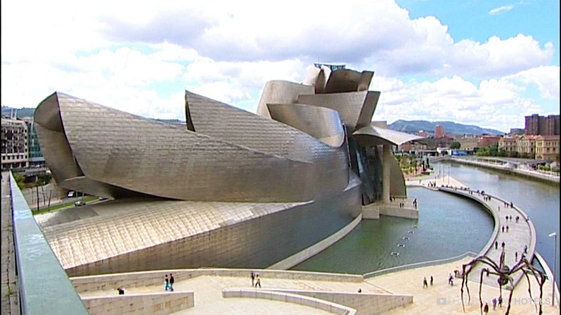 Luxury Hotel Gran Domine Bilbao Spain Dream Hotels