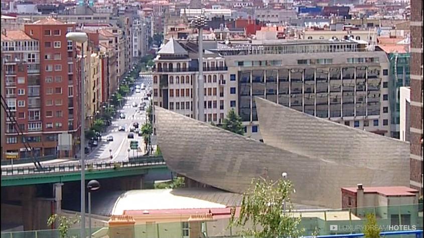 Rooms: Luxury Hotel, Gran Hotel Domine Bilbao, Bilbao, Spain