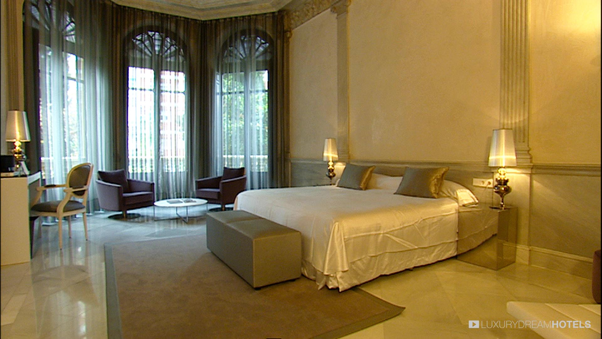 Spain Luxury Hotels