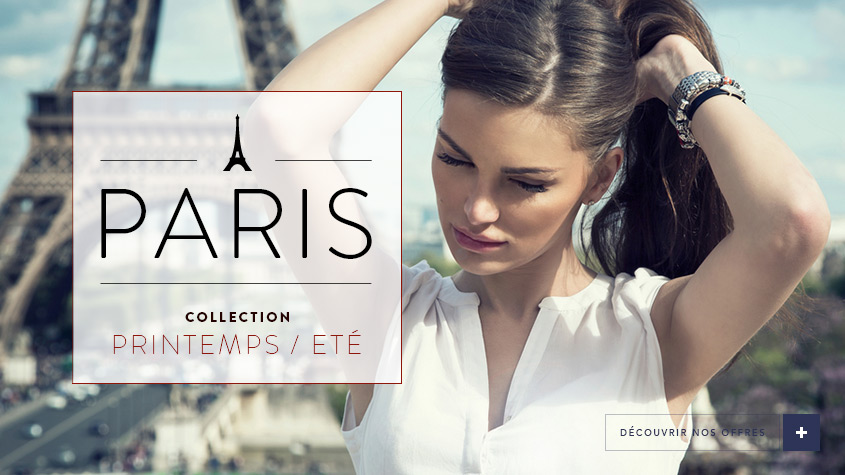 Paris Collection Printemps Ete