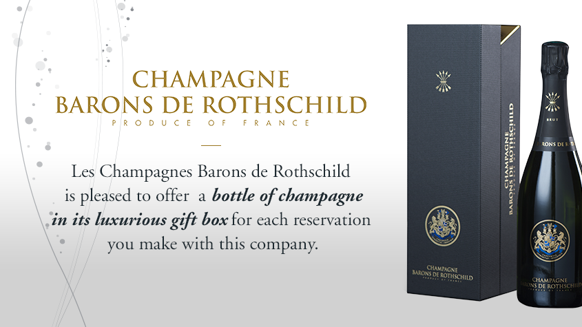 Barons de Rothschild Champagne Collection