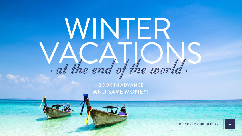 Winter Vacation at the end of the World