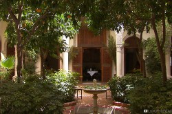 Marocco hotels for La villa des orangers