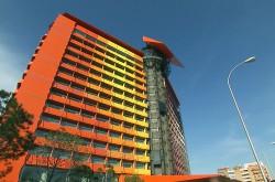 Hotel Silken Puerta America luxury hotel, hotel silken puerta america madrid, madrid, spain